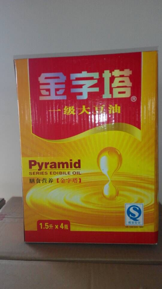 彩箱大豆油