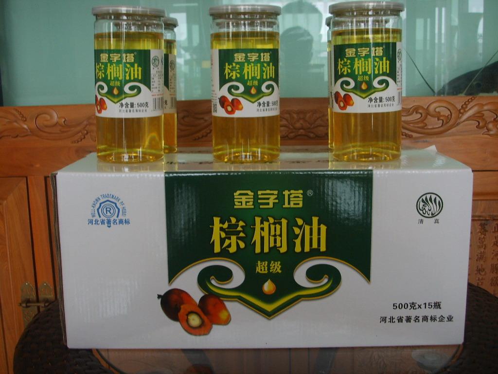 500克棕榈油